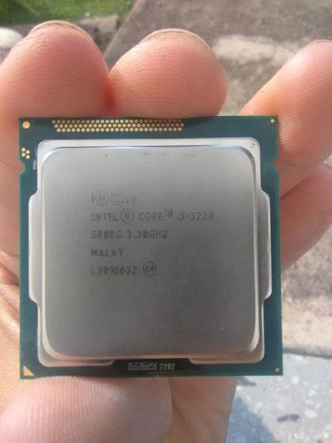 Procesador Core I3 3ra Gen