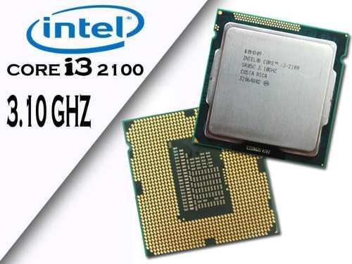 Procesador I3 2100 Socket 1155