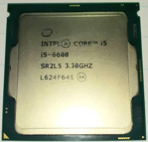 Procesador I5 6600 3.3 Ghz