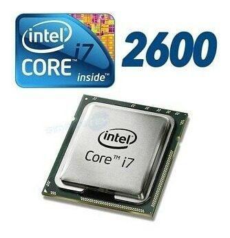 Procesador Intel® Core I7-2600 Caché De 8m, Hasta 3,80 Ghz