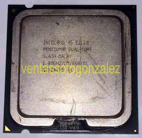 Procesador Intel® Pentium® Dual Core E2160