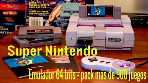 Super Nintendo Para Pc