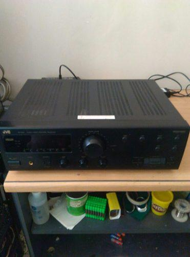 Amplificador jvc rx-518v.