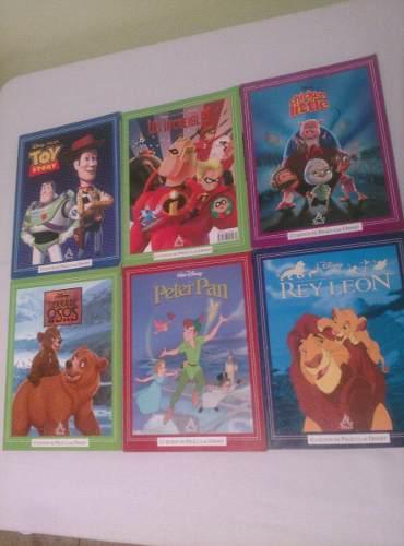 Colección de cuentos de películas disney