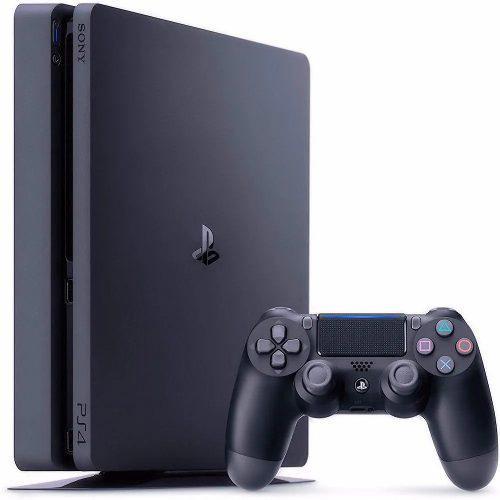 Consola ps4 slim 1 tb original importado