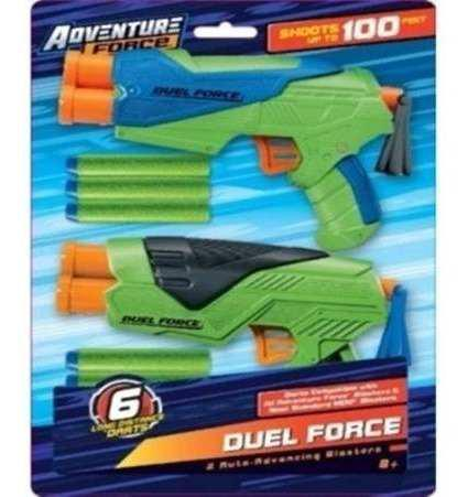 Pistolass dardos, nerft, hero,adventure force xshot