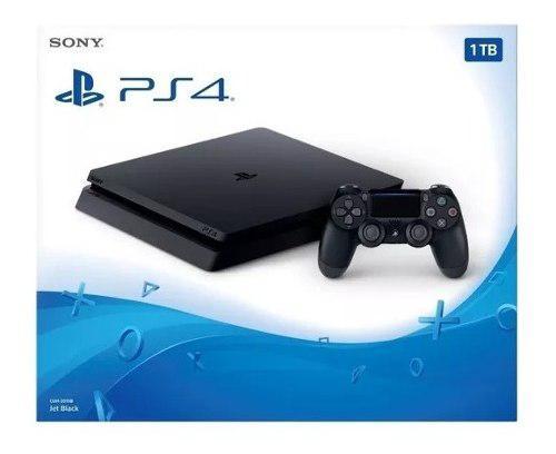 Playstation 4 slim 1tb ps4 original nuevo sellado