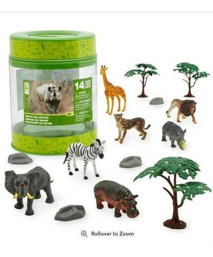 Safari colection animal planet exclusivo de toys rus 25 trum