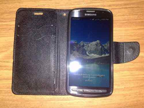 Samsung galaxy s4 acive grande todo le funciona liberado