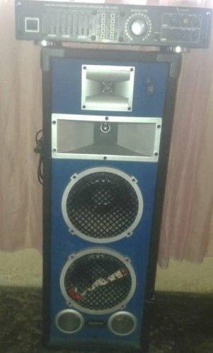 Sonido y amplificador