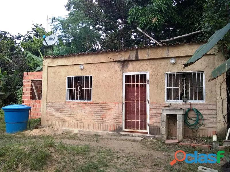 Se Vende Casa en Construccion en el sector La Josefina I,La Cumaca San Diego, Edo.Carabobo