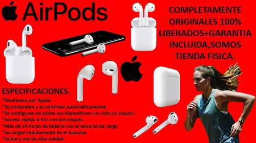 Airpods apple (220) tienda fisica