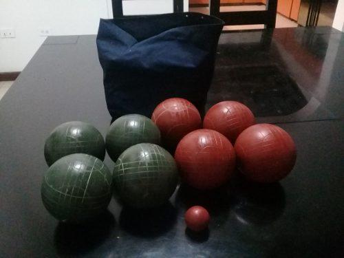 Bolas criollas 2 juegos