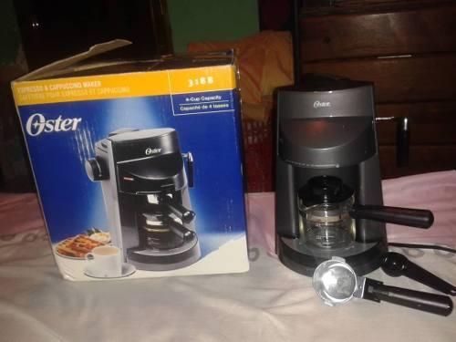 Cafetera express oster 3188