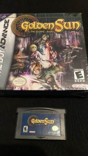 Juego De Gameboy Advance Golden Sun The Lost Age