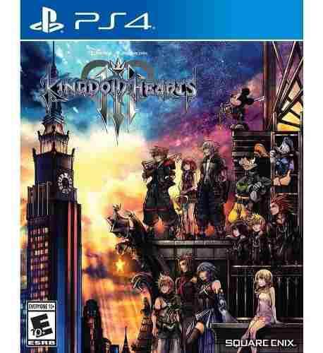 Kingdom hearts 3 iii juego digital (20) ps4 principal