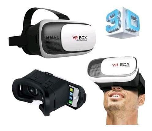 Lentes realidad virtual 3d vr box 2.0celulares android c1