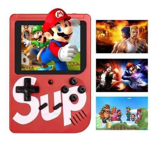 Nintendo sup game boy videojuego 400 juegos oferta 25v
