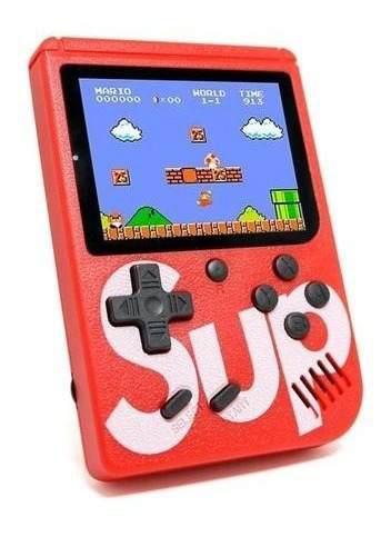Nintendo sup retro consola video juegos 400 juegos + control