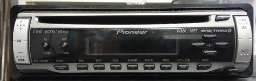 Radio reproductor pioneer deh-2850mp sale 30usa