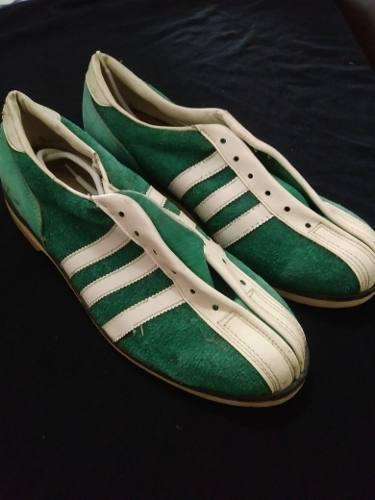 Zapatos de bowling marca frazani talla 38