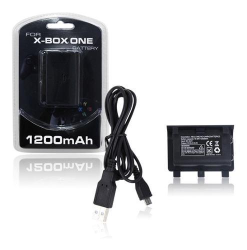 Bateria pila recargable control xbox one s x (10)