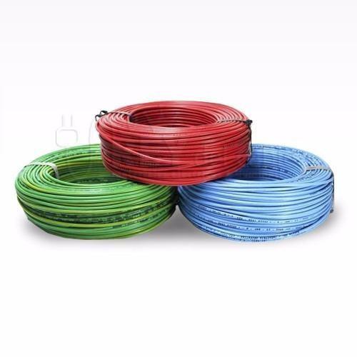 Cable electrico thw 3x16 awg 100% cobre 7 pelos elecon