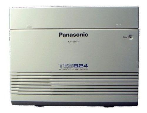 Central Panasonic Kx-tes824 3 Lineas 8 Extensiones Nueva