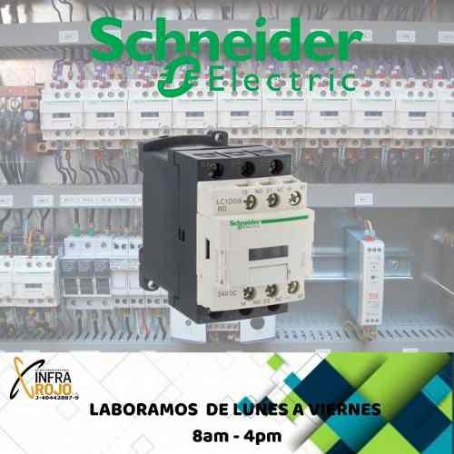 Contactor lc1d09 schneider electric