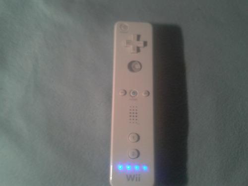 Control Blanco Nintendo Wii Remote Original