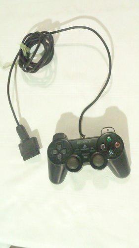 Control De Play 2 Negro