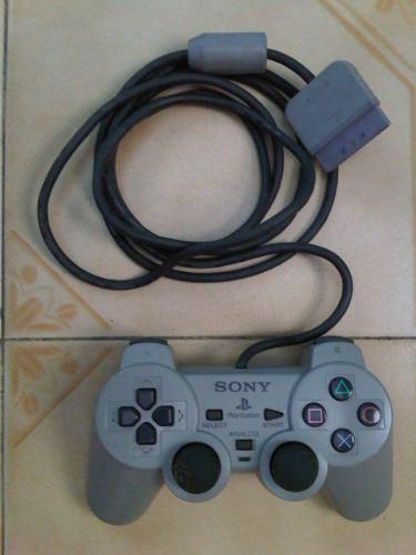Control original playstation 1 y 2. ps one. sony. (10 vrd)