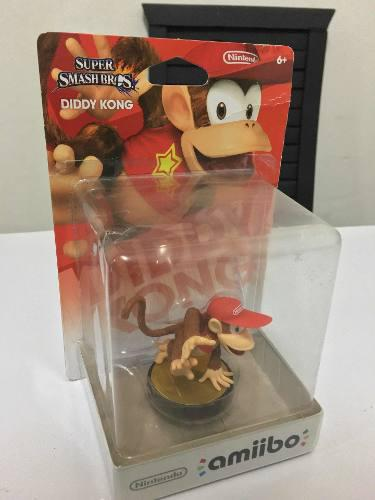 Diddy Kong Amiibo Nintendo