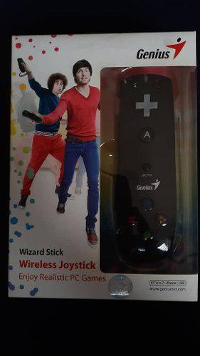 Genius Wizard Stick Control Para Juegos De Pc Nuevos