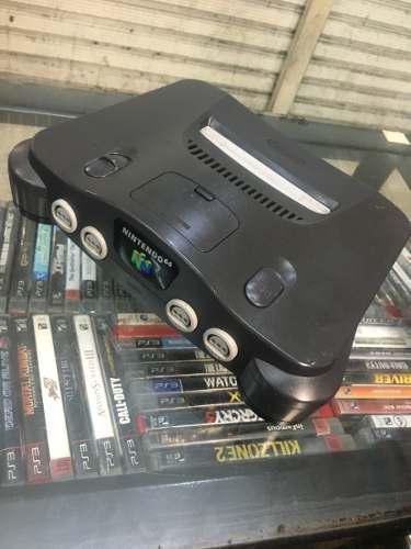 Nintendo 64 control juegos garantizado tienda fisica