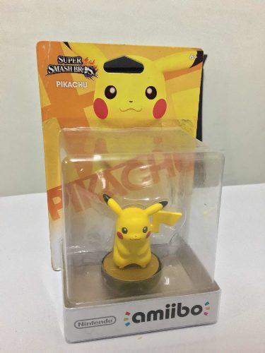 Pikachu Amiibo Nintendo