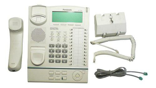 Teléfono operador para centrales panasonic modelo kx-t7636x