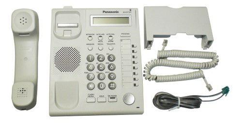 Teléfono Operador Para Centrales Panasonic Modelo Kx-td321x