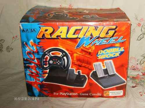 Volante Racing Playstation 1 Y 2
