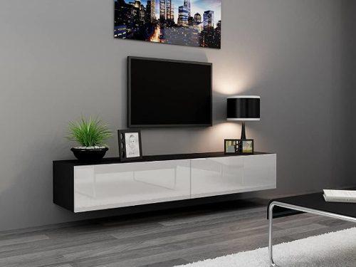 Mueble Para Tv Moderno, Centro De Entretenimiento Modular