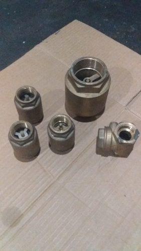 Varios productos de plomeria válvula che 11/2 y 3/4