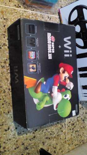 Nintendo wii (incluye accesorios)