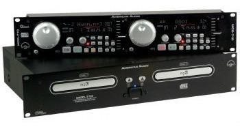 Dual Cd Player Profesional American Audio Mcd 710 35verdes