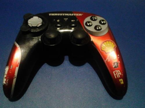 Ferrari Gamepad F430 Solo Para Ps3