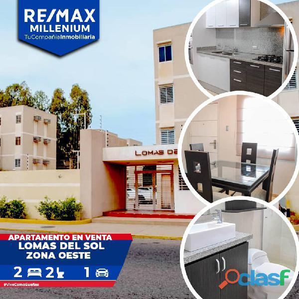 Apartamento Venta Maracaibo Lomas del Sol Oeste LilianaRemax