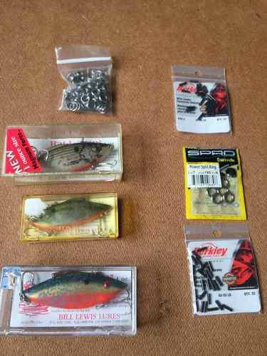 Anzuelos y articulos de pesca