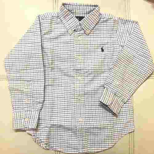 Camisa polo orignal usadas para niños talla 4