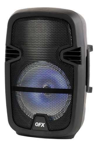 Corneta portatil amplificada bluetooth 40cm de alto