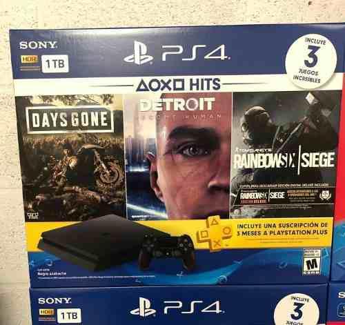 Play station 4 edición especial incluye juego.