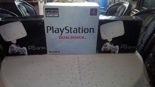 Playstation 1 nuevos+4 juegos 50 verdes ultima disponible